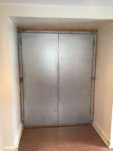 wood door vs metal door long island
